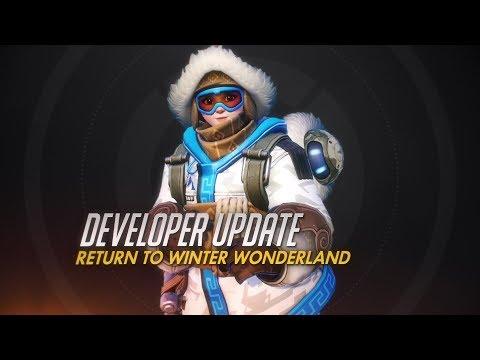 Developer Update Return to Winter Wonderland Overwatch