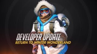 Developer Update | Return to Winter Wonderland | Overwatch