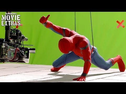 Xxx Mp4 Spider Man Homecoming Special Features Preview Blu Ray DVD 2017 3gp Sex