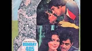 Kishore and Asha_Qasam Na Lo Koi Humse (Bombay 405 Miles; Kalyanji Anandji, Indiwar)
