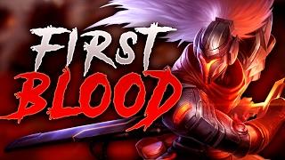 FIRST BLOOD YASUO TOP SEASON 7 - YOUTUBE CARRIES SRO #1