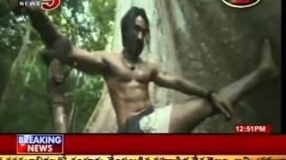 Aadhi's Upcoming Movie Ek Veera Ready To Release (TV5)