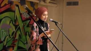 UCSW MARCH SLAM - Maha { Spoken Word }