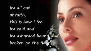 Natalie Imbruglia - Torn (lyrics)