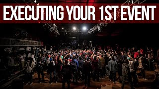 Executing Your Dance Event |  How To Organize A Dance Event