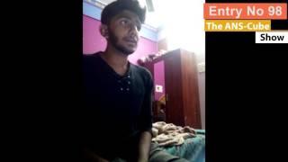 Entry No 98 || Dhruvan Moorthy