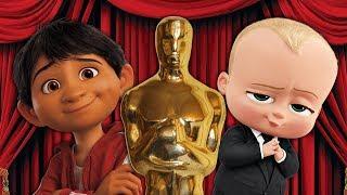 The Oscars Hate Animation