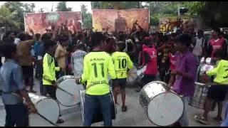 Cherthala vfc pokkiri rerelease celebration 2017