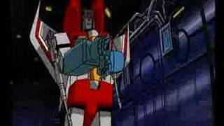 Transfomers The Movie Decepticons Battle for Leader