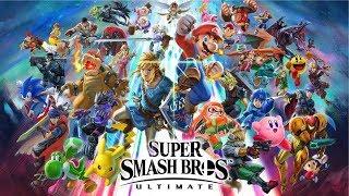 Super Smash Bros. Ultimate! #13 Tournament #3!