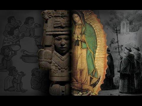El mito de la Virgen de Guadalupe. la verdadera historia