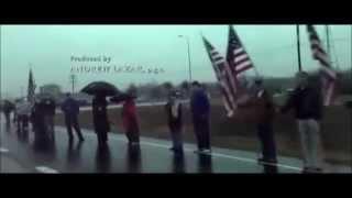 American Sniper funeral scene