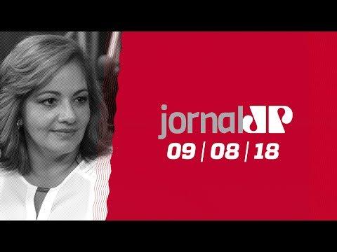 Jornal Jovem Pan - 09/08/18