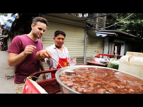 Chinese Street Food Tour Around China