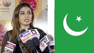 Raveena Tandon's Reaction On BANNING Pakistani Singers In India-Aatif Aslam,Rahat Fateh Ali Khan