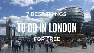 7 Best Things to Do in London for Free