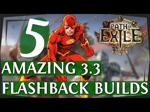 Xxx Mp4 5 Strong PoE 3 3 Builds For Flashback League Path Of Exile Builds 2018 3gp Sex