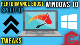 Improve Gaming Performance On Windows 8 And 10 - Low Spec PC And Laptops