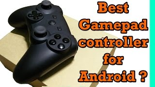 Xiaomi Bluetooth Gamepad Controller for Android! Unboxing and Impressions!