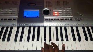 En Jeevan Song Theri Keyboard Notes