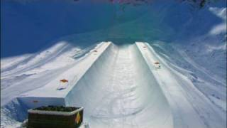Shaun White's private pipe - Red Bull Project X