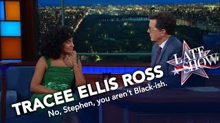 Tracee Ellis Ross: I Believe in a Colorful World