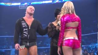 [WWE]Smackdown - Vickie/Dolph Ziggler