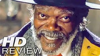 THE HATEFUL 8 Trailer Deutsch German & Kritik Review (2016)