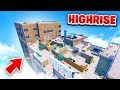 Download Video Download MIKE MYERS on HIGHRISE in Fortnite 3GP MP4 FLV