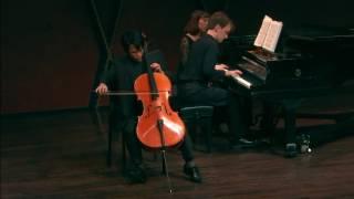 R. Schumann: Cello Concerto in a minor (version for cello and piano)