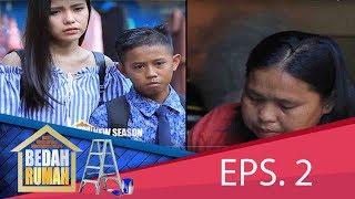 Perjuangan Pak Aceng Menghadapi Hidup, Patut Dicontoh! | Bedah Rumah Eps. 2 (1/4) GTV 2017