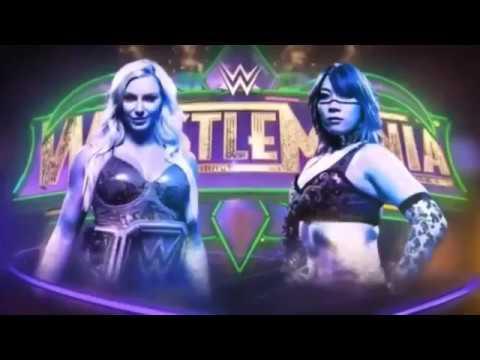 Xxx Mp4 Wrestlemania 34 Charlotte Flair Vs Asuka Match Card 3gp Sex