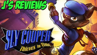 Why Sly Cooper Thieves in Time Was A Massive Disappointment