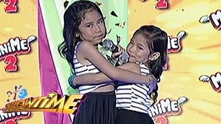 It's Showtime MiniMe Season 2: Toni and Alex Gonzaga (Weekly Finals)