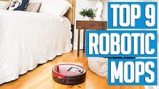 9 Best Robot Mops 2017