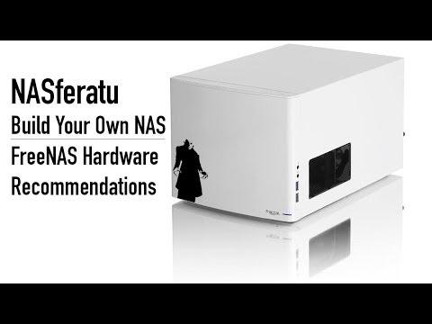 NASFeratu: Build Your Own NAS - FreeNAS Hardware Recommendations
