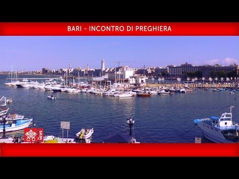 Xxx Mp4 Papa Francesco Bari Incontro Di Preghiera 3gp Sex