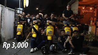 MOTOR LISTRIK CUMA 3000 PERAK (MIGO) #whatsgoodrides
