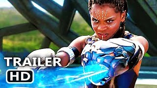 """BLACK PANTHER """"Show Them Who We Are"""" New TV Spot + Trailer (2018) Superhero Marvel Movie HD"""
