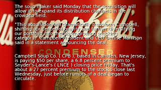 Campbell buys Snyder