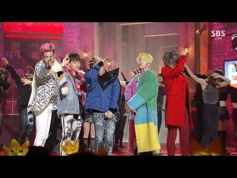 Xxx Mp4 BIGBANG 39 에라 모르겠다 FXXK IT 39 1218 SBS Inkigayo 3gp Sex