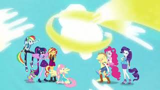 My Little Pony Equestria Girls Opening (Series)