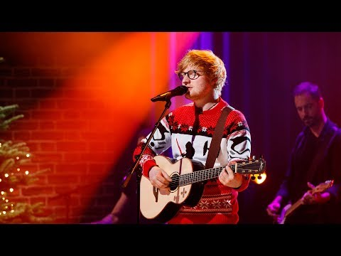 Ed Sheeran – Perfect | The Late Late Show | RTÉ One