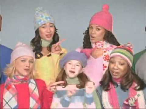 Old Navy commercial Winter 2004