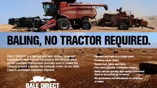 TDS Bale Direct System for All Brands,  Jones Truck & Implement at Spokane Ag Expo