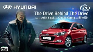 The Drive Behind The Drive| DMJ #YouthAnthem Feat. Arijit Singh and Clinton Cerejo with Elite i20
