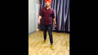 JU THINK || DANCE VIDEO ||NITIN'S WORLD|| AMBARSARIYA || DILJIT DOSANJH