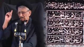 Maulana Hameed Ul Hasan   Ashra Majlis 1438   Madarsa-e-Nazmiya  Lucknow l Majalis 03