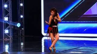 Goldie Cheung's audition - The X Factor 2011 (Full Version)