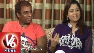 Anchor Shilpa Chakravarthy  And Kalyan in Life Mates    V6 News